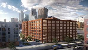 building an office. interesting office artist rendering of t3 office development in minneapolisu0027 north loop  courtesy hines throughout building an office