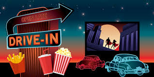 Drive-In Movie Banner