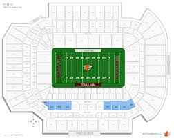 Tamu Football Seating Chart Kyle Field Club Premium Seating Rateyourseats Com