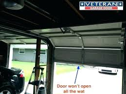 liftmaster garage door won t close garage door won t close light blinks garage door won