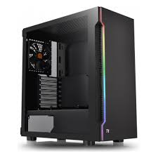 <b>Корпус Thermaltake H200</b> TG RGB Black, без БП CA-1M3 ...