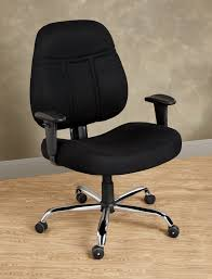 capacity office chair with arms