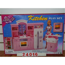 Barbie Kitchen Furniture Compare Prices On Barbie Doll Kitchen Online Shopping Buy Low