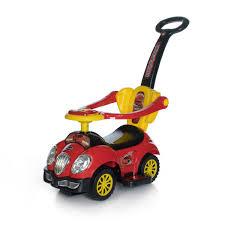 <b>Детская каталка Cute</b> Car, <b>Baby Care</b>