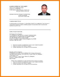 Technical Objective For Resume 24 Career Objective In Resume For Software Engineer Catering Resume 12