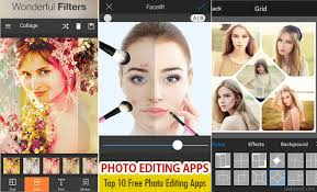 photo editing apps android apps