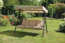 picture gallery of 100 tips to creating a 3 person patio swing costco