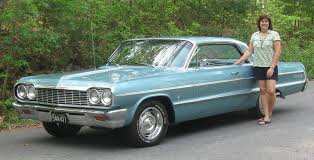 1964 Chevrolet Impala: Always a Family Car - Classic Classics ...
