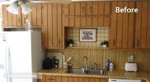 An Affordable Kitchen Upgrade . . . Replace Your Old Kitchen Cabinet ...