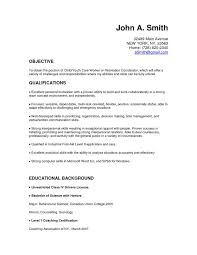 Resume Template For Child Care Management Child Care Resume Sample Delectable Child Care Provider Resume