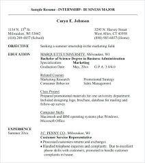Internship Resume Examples Gorgeous Internship Resume Examples Colbroco