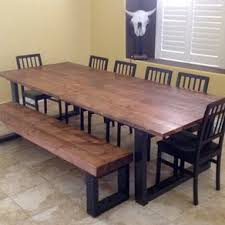 real rustic kitchen table long: real wood dining table  real wood dining table