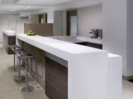 office kitchen table. corporate office kitchens multilevel counters differentiate the counter seatingwork area from kitchen table