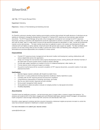 Sample Professional Proposal Template New Position Proposal Template onepiece 1