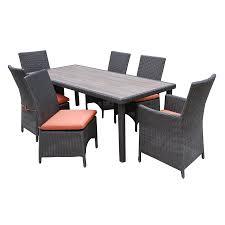agio international panorama outdoor 9 piece high dining patio set. ae outdoor denali 7-piece black resin patio dining set agio international panorama 9 piece high