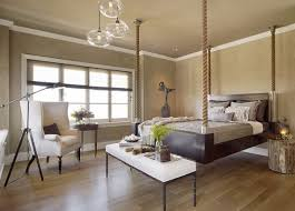 Exellent Hanging Beds For Bedrooms Rope In Modern Rustic Decor Intended Design