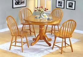 round wood dining table. Wooden Dining Room Table And Chairs Lectorcomplice Com Throughout Round Kitchen Decorations 15 Wood