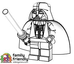 Small Picture lego star wars coloring pages for kids star wars lego star wars