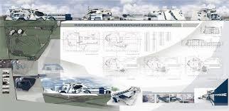 Архитектор диплом Дизайн и я  Дипломная работа графическая часть 5000 2000мм