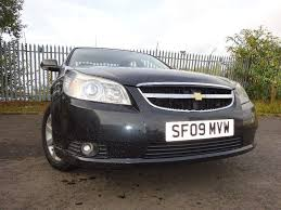 09 CHEVROLET EPICA 2.0 DIESEL,MOT MARCH 018,2 OWNERS,FULL HISTORY ...