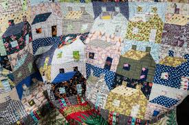 Uniting Politically Divided Quilters Stitch By Stitch Los