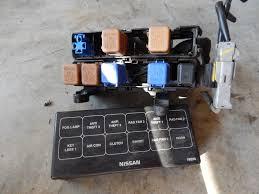 nissan platina fuse box 98 1998 99 1999 nissan sentra gxe 1 6l dohc main relay <em>