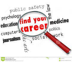 plan your career targeted positions org chart targeted jobs stock find your career magnifying glass stock photo
