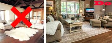 what size rug for living room how to choose rug for living room how to choose