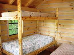 rustic bed plans. Delighful Plans Image Of Rustic Queen Loft Bed Plans And A