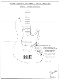 Fender jazz bass 24 wiring diagram solutions