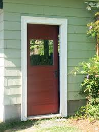 Exterior Door Decorating Interior Trim Ideas For Front Door Exterior With Brick Black
