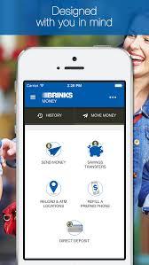 brink s money prepaid banking screenshot 1 brink s money prepaid banking screenshot 2
