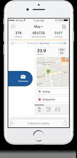 business mileage tracker mileage tracking app automatic easy smart mileage log mileiq