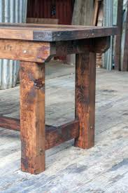 timber office furniture. Solid Timber Office Furniture Brisbane Rustic Industrial Vintage Style Work Bench Or Desk Kitchen Island Table Ebay