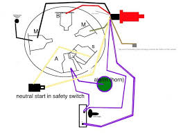 boat safety switch wiring boat image wiring diagram troubleshooting help ignition switch on older omc page 1 on boat safety switch wiring