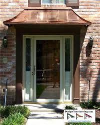 front door awningThe Copper Juliet Awning  Vision  Pinterest  Doors Front doors