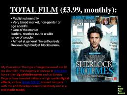 my film review page research total film 3 99 monthly <br ><ul><li> published monthly