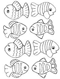 Fish Coloring Pages For Adults Trustbanksurinamecom