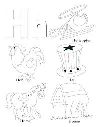 Alphabet Coloring Pages Coloring Alphabet Coloring Pages Preschool