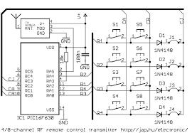 radio remote control circuit diagram ireleast info radio remote control circuit diagram the wiring diagram wiring circuit