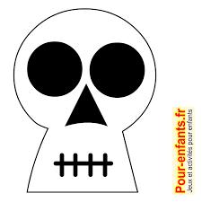 Dessin Halloween Tete De Mort Goshowmeenergy