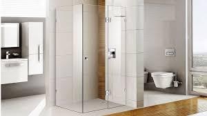 cartia pinnacle 900mm frameless with nano protection glass shower screen harvey norman au