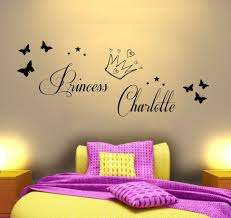 Princess Wall Decorations Bedrooms Nice Simple Vanilla Teen Bedroom Princess Charlotte Quotes With