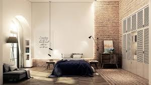 studio bedroom furniture. Low-height Furniture For The Bedroom | 3D Interior Render By NONAGON.studio Studio