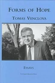 forms of hope essays tomas venclova  9781878818706 forms of hope essays