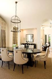 amazing nailhead dining chairs dining room