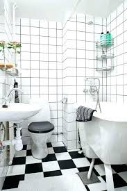magnificent black and white tile bathroom what color walls traditional black and white tile bathroom remodel