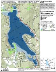 Loon Lake Depth Chart Newfound Lake Area Information And Buyers Guide