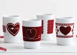 five senses heart cup touch collection kahla porcelain