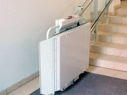 Exterior Stair Chair Lift Bruno Elite SRE2010 Staircase Stairchair
